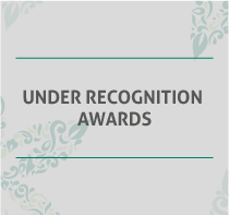 Under Recognition Awards
